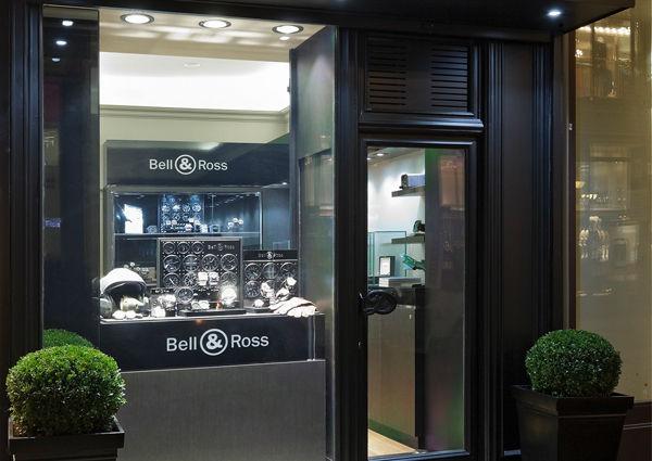 Bell Ross Luftfahrt Shop Spiegelgasse