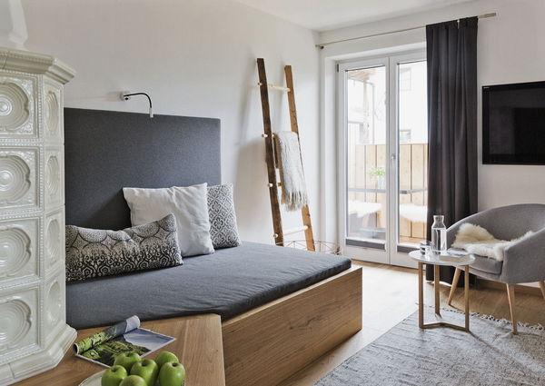 Bewegte Berge Apartments Saalfelden Aussenansicht