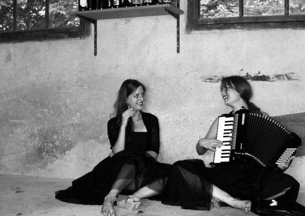 Birgit und Nicole Radeschnig