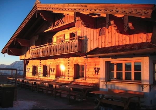 Buchauhütte, Almhütte, Salzburg, St. Johann
