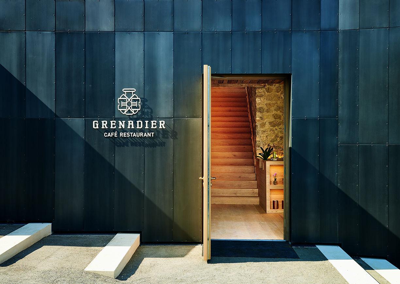 Burg Forchtenstein Restaurant Cafe Grenadier