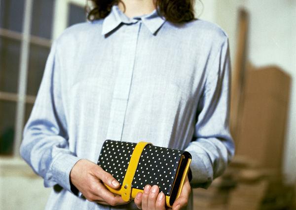 Burgenland Design Fashion Rosa Mosa Geldtasche