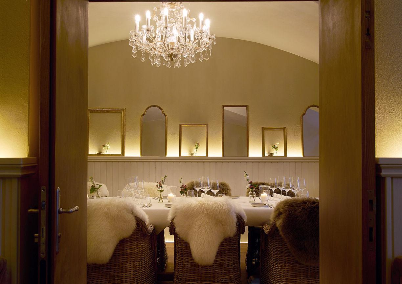 Buxbaum Restaurant Wien Separee