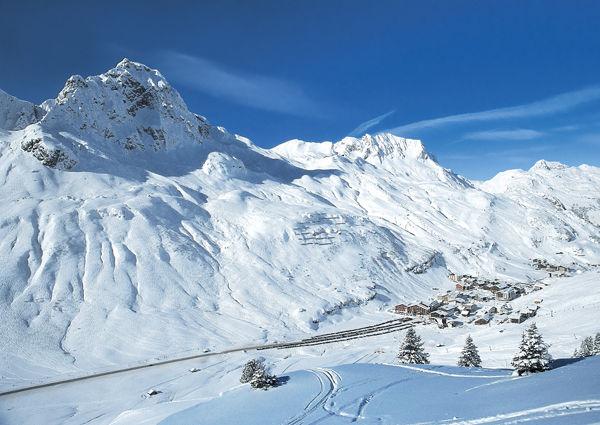 c Ski Arlberg