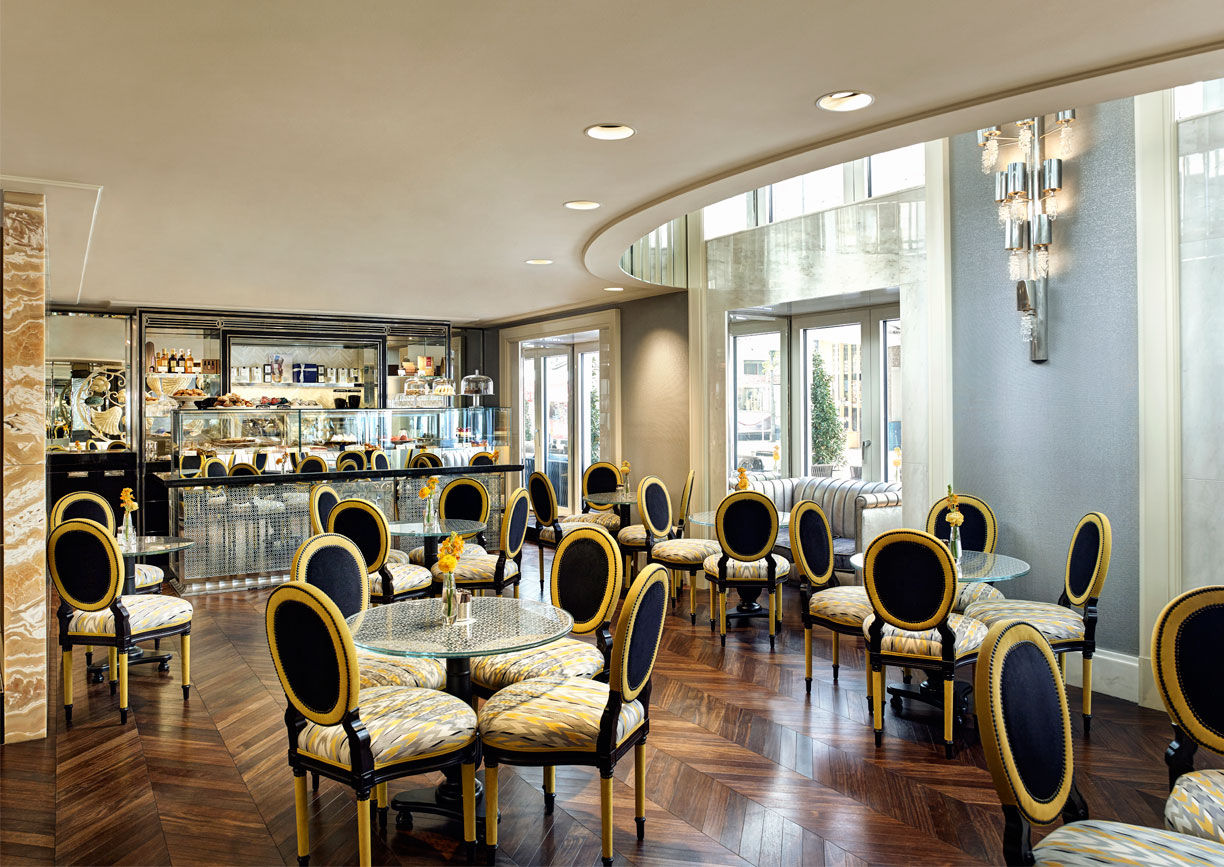Cafe am Hof Park Hyatt Vienna