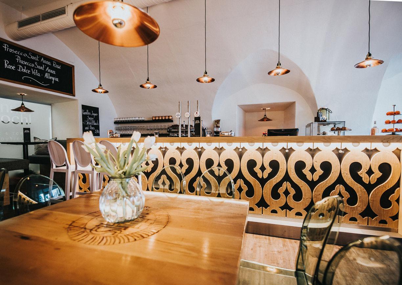 Café Anna Plochl Bad Aussee Innenansicht