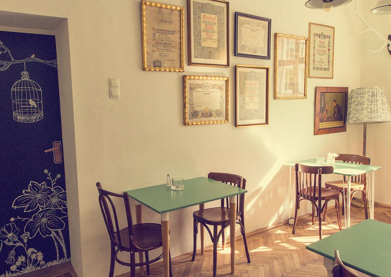 Café Fotter Graz Universität