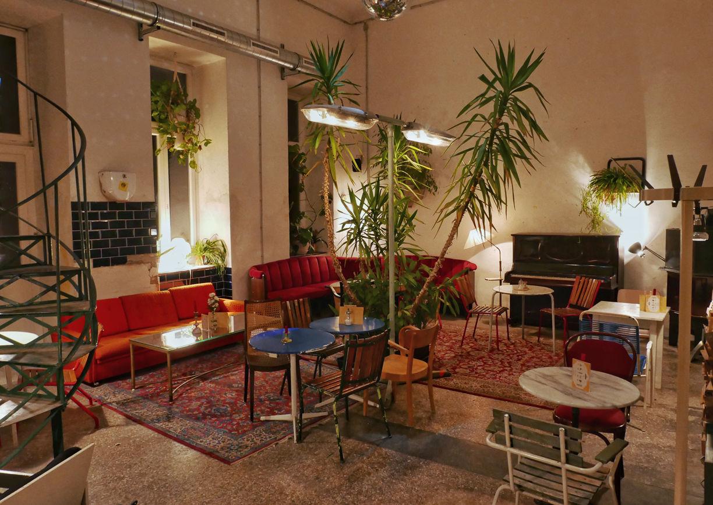 Cafe in der Burggasse24