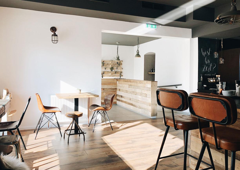 Café Tiktak Linz Innenansicht