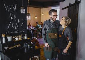 Café Tiktak Linz Team