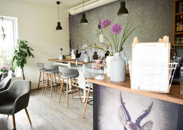 Café Traunzeit Wels Innenansicht