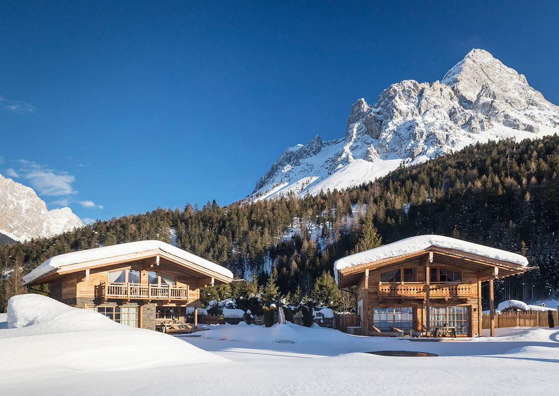 Chalet Resort LaPosch Tirol Winter Hideaway Chaletdorf