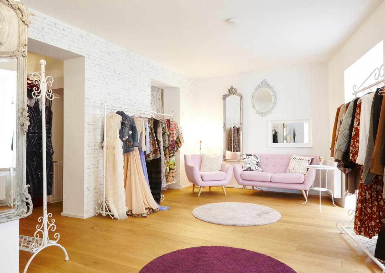 Choicy Wien Mode Fashion Store Interieur