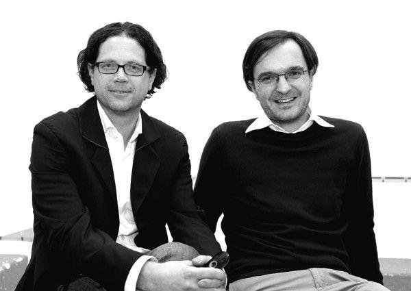Christof Isopp und Roland Gruber