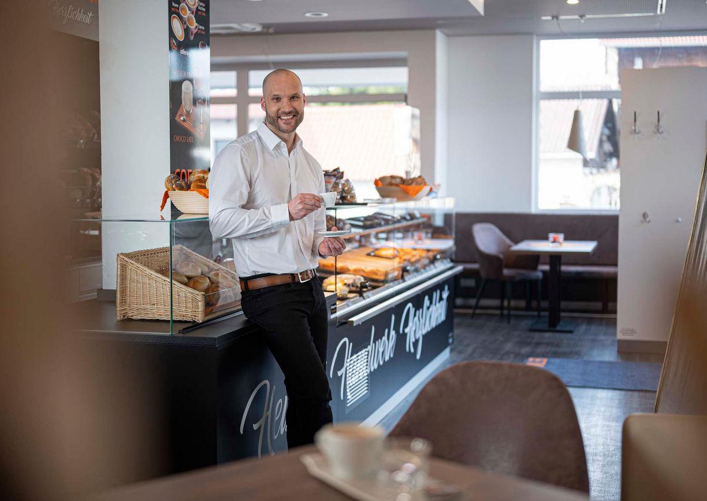 Christoph Filipp von der Mühlviertler Landbäckerei