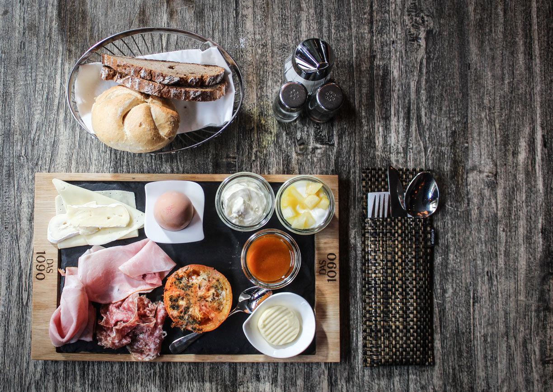 Das 1090 Wien Lokal Restaurant Frühstück Brunch