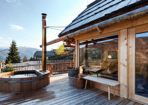 Das Almdorf World Peace Eco Resort