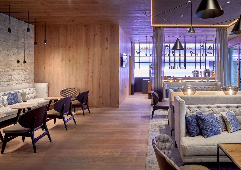 Das Edelweiss Salzburg Mountain Resort Hotel Großarl Stube Restaurant