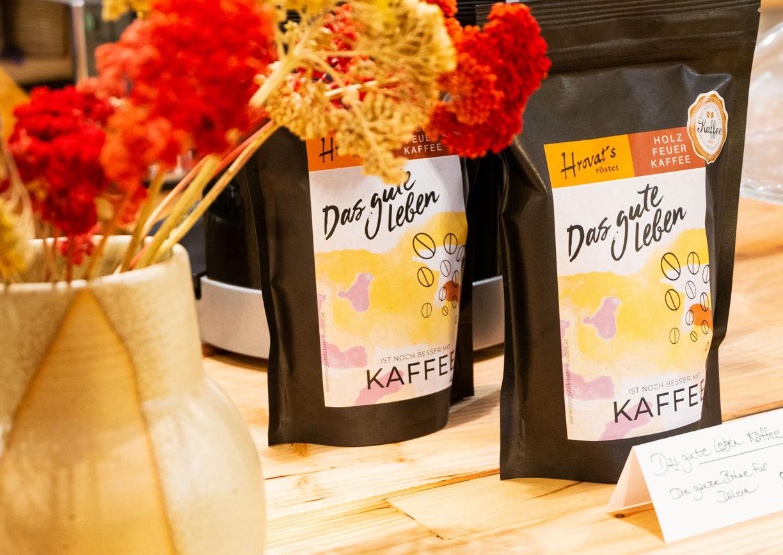Das gute Leben Bad Aussee Kaffee