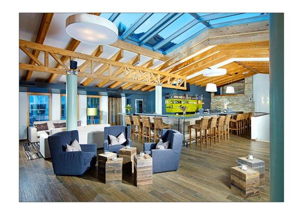Das Lounge-Loft im Ritzlerhof