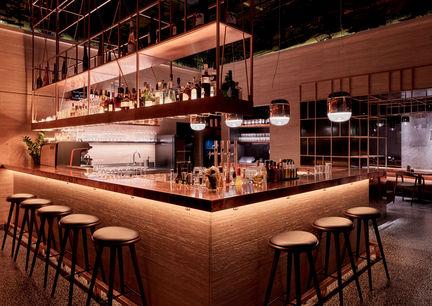 Das Triest Bistro Porto Bar Wien