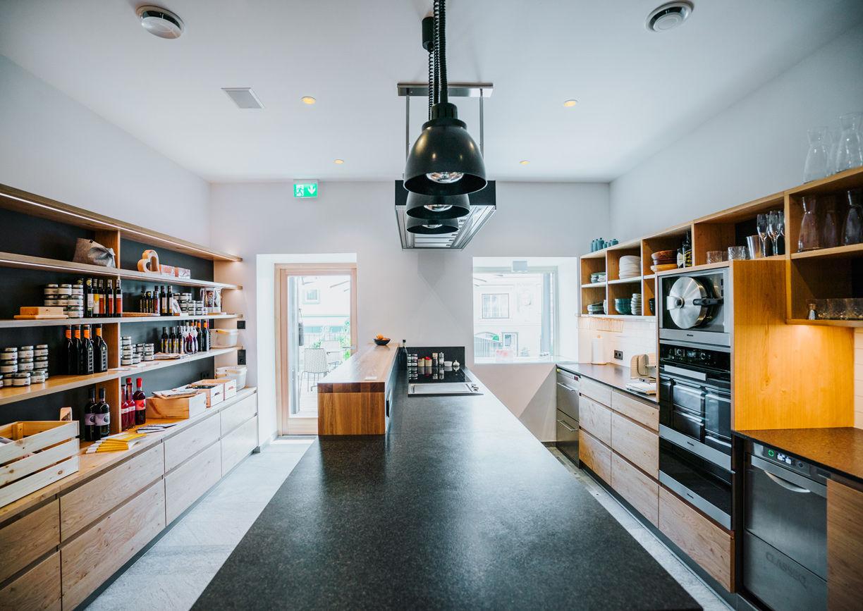 Der Kleine Bär Hotel Hermagor Küche