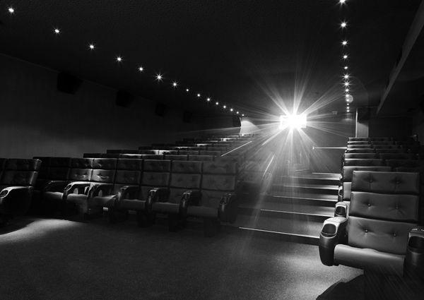 Der Saal 2 ist mit neuester Kinotechnik ausgestattet.