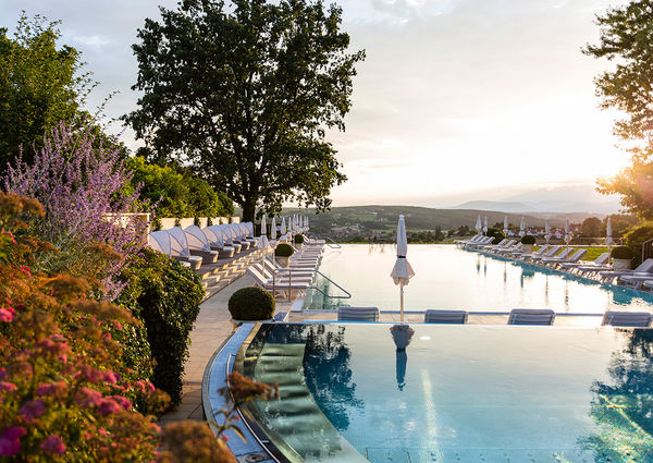 Der Steirerhof Bad Waltersdorf Steiermark Wellnesshotel Therme Adults-Only