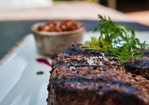 Die Allee Wien Restaurant Prater Steak Essen