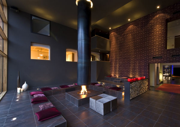 Die marokkanische Oase des Hotels
