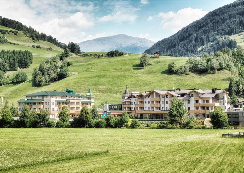Dolomiten Resident Sporthotel Sillian Osttirol Aussenansicht