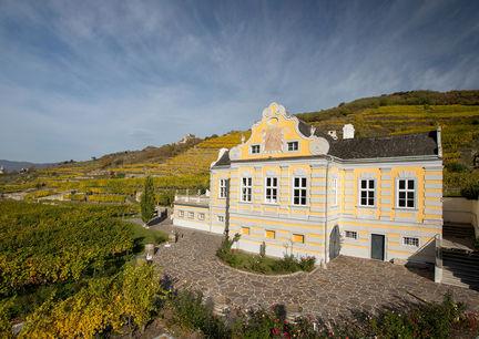Domäne Wachau Weingut Niederösterreich Kellerschlössel