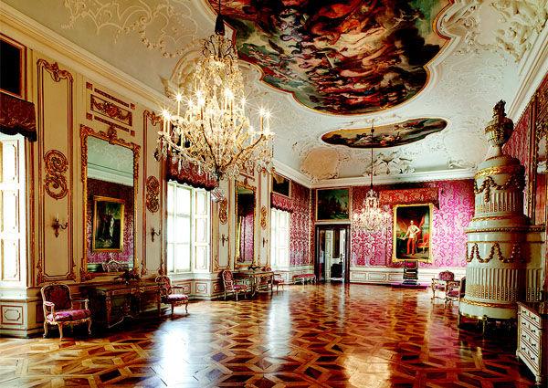 Domquartier, Salzburg, Eröffnung, Residenz