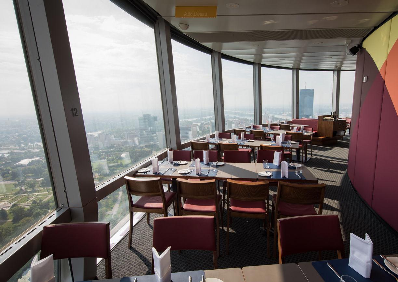 Donauturm Wien Restaurant