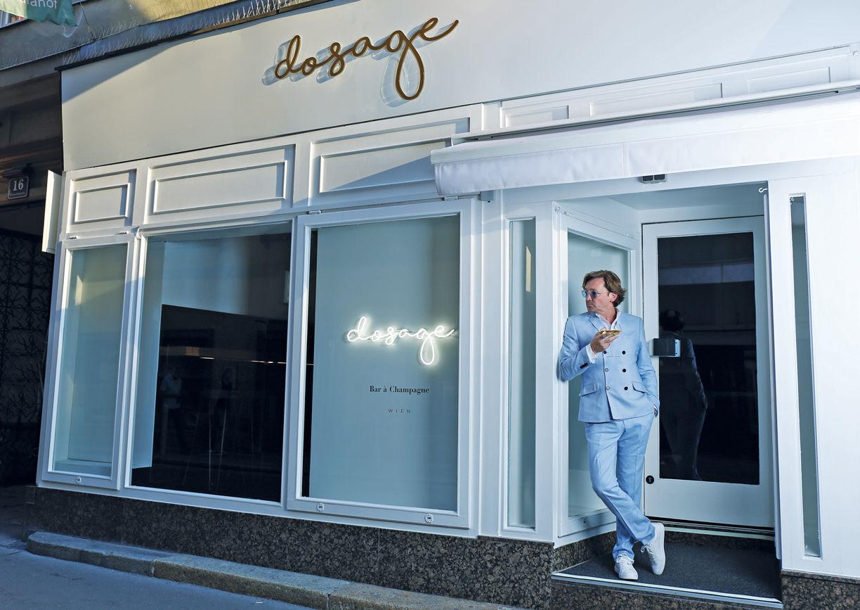 Dosage Champagner Bar Wien Friso Schopper