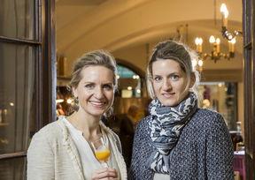 Eat & Meet Salzburg Azwanger Andrea und Valerie Kopp