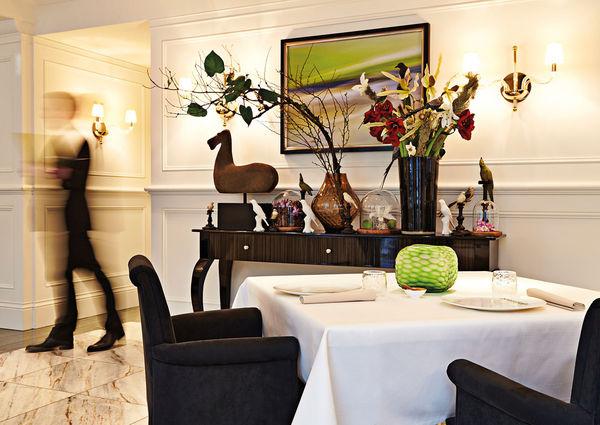 Edvard Palais Kempinski Restaurant Wien Innenansicht