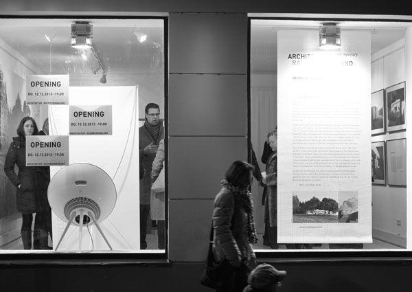 Eisenstadt, Architektur Raumburgenland, Galerie, Contemporary