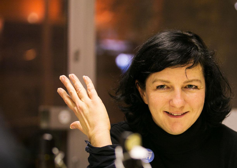 Elke Rauth, Derive, Urbanize, Festival, Stadtforschung