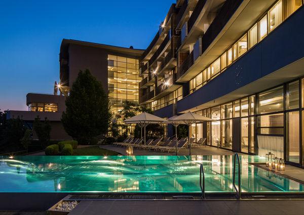 Falkensteiner Balance Resort Stegersbach Aussenansicht