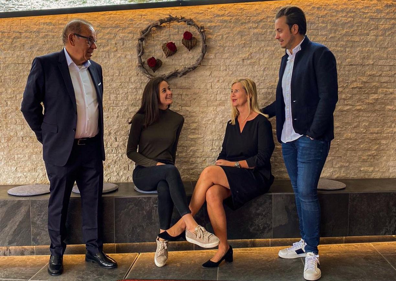 Familie Klauser Damuelser Hof Bregenzerwald Vorarlberg