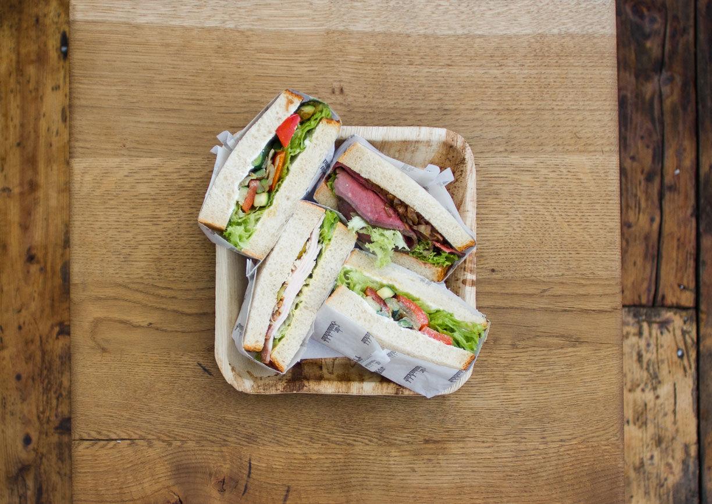 Feinkost Mild Sandwichclub