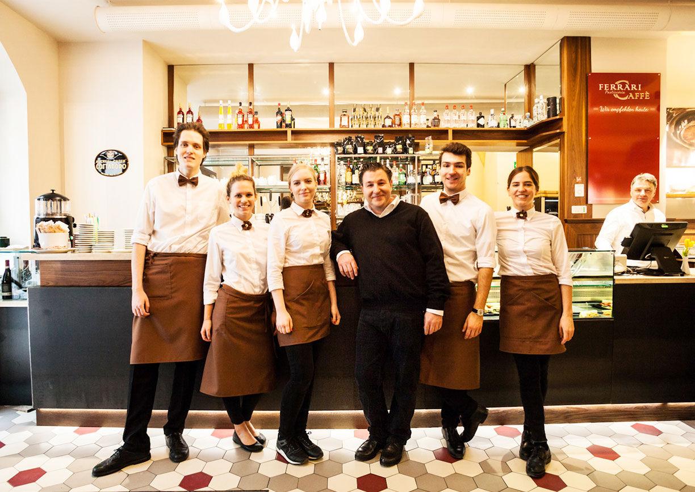 Ferrari Caffe Wien Team