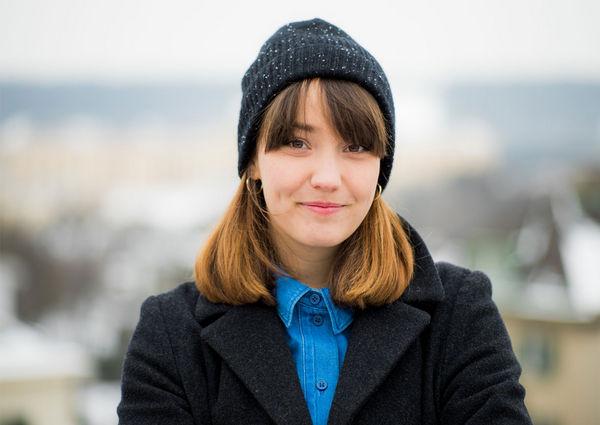 Filmemacherin Leni Gruber