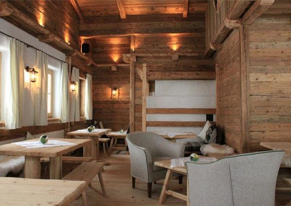 Firnhütte Hochzillertal Interieur
