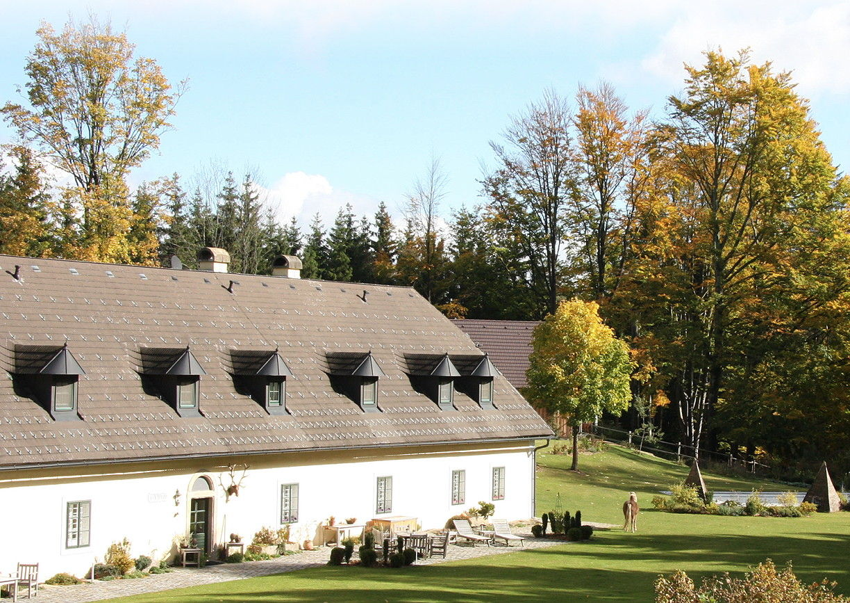 Forsthaus Langschlägerwald