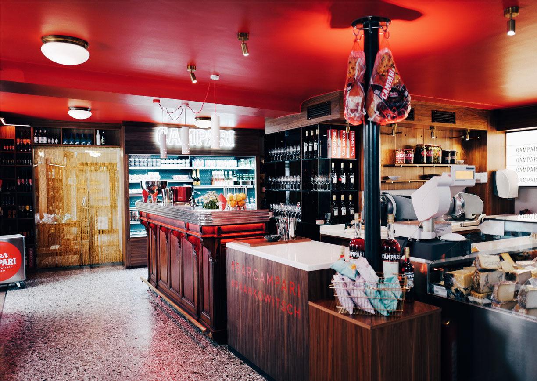 Frankowitsch Bar Campari
