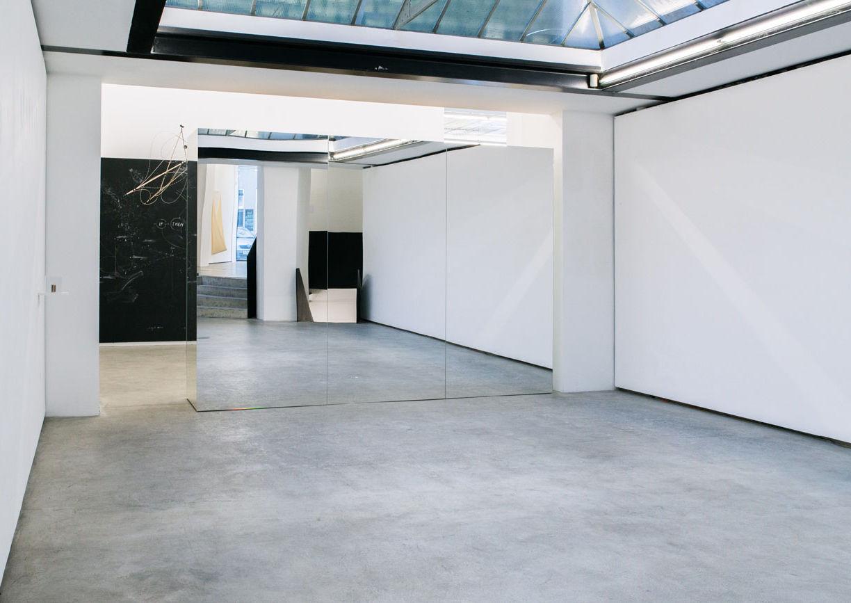 Franz Josefs Kai 3, Wien, Galerie, Ausstellungsraum
