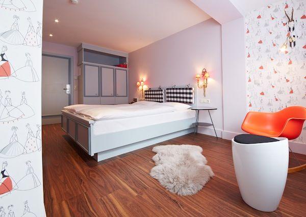 Frauenzimmer, Doppelzimmer, Saalbacher Hof, Saalbach