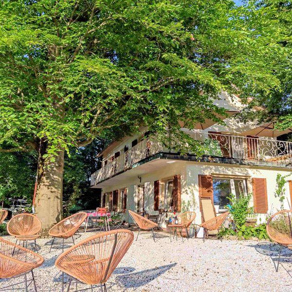 Gästehaus Wallner - Vintage-Oase in Velden mit Garten